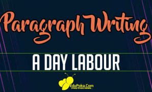 A Day Labour Paragraph Writing